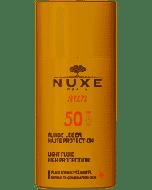 NUXE SUN Fluido leggero alta protezione SPF50 50 ml